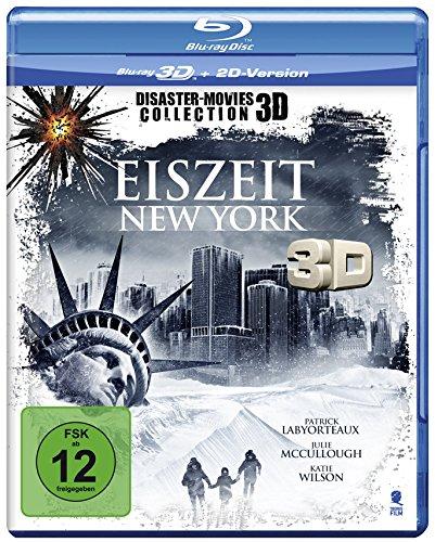 Eiszeit - New York 2012 (Disaster Movie) [3D Blu-ray + 2D Version]