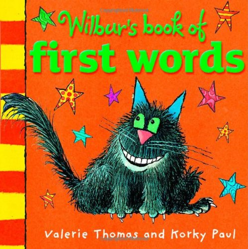 Wilbur's book of first words.