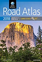 Rand McNally 2018 Large Scale Road Atlas (Rand Mcnally Large Scale Road Atlas USA)