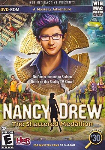 Preisvergleich Produktbild Nancy Drew Myster #30: The Shattered Medallion