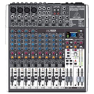 Behringer X1622USB Xenyx 16 Input 2/2 Bus Mixer