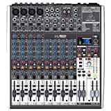 Behringer Xenyx X1622 USB mixer passivo 16 ingressi effetti 24 bit interfaccia audio USB