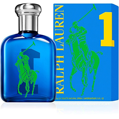 Ralph Lauren Big Pony Collection Nr. 1 homme/men, Eau de Toilette, Vaporisateur/Spray 75 ml, 1er Pack (1 x 75 ml) (3 Big Pony)