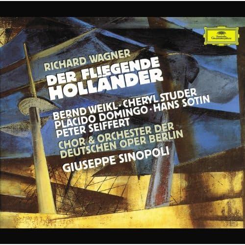 """Wagner: Der fliegende Holländer / Act 1 - """"Durch Sturm und bösen Wind verschlagen"""""""