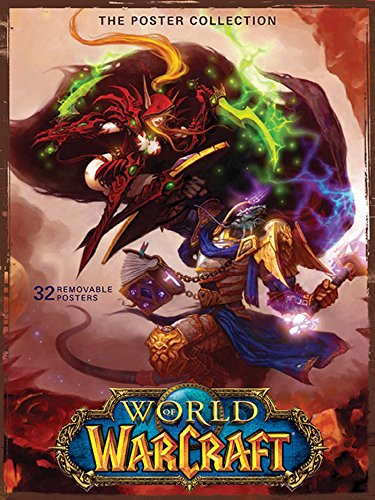 WORLD OF WARCRAFT (Insights Poster Collections)