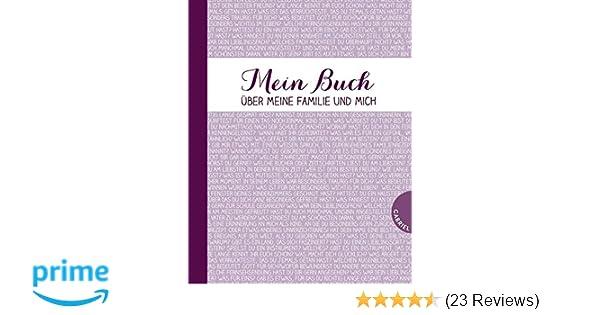 Mein Buch über meine Familie und mich: Amazon.de: Nina Scheweling ...