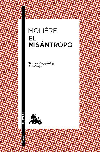 El misántropo (Teatro nº 1) por Molière