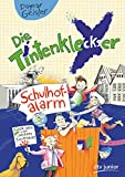 Die Tintenkleckser - Schulhofalarm (Bd. 2)