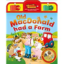 Old MacDonald Had a Farm: With Fold-Out Play Track (Whizzy Winders)