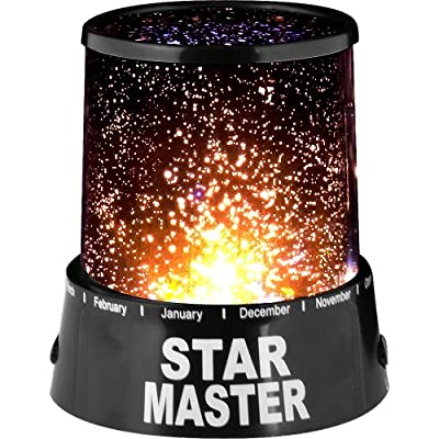 Star Projector Light - Project on the Walls and Ceiling - cheap UK light shop.