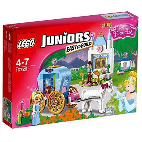 LEGO Juniors Disney Princess Cinderellas Carriage 10729 4 + by LEGO