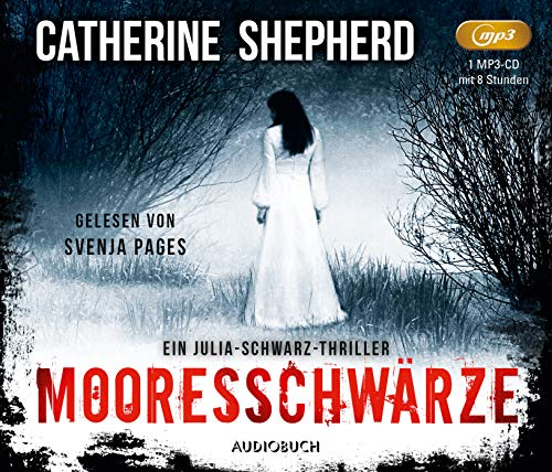 Mooresschwärze - Ein Fall für Julia Schwarz (ungekürzte Lesung auf 1 MP3-CD) (Audio-bücher Von Schwarzen Autoren)