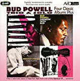 Four Classic Albums Plus (Strictly Powell / The Genius Of Bud Powell / Swingin With Bud / Piano Interpretations By Bud Powell)
