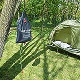 Semptec Urban Survival Technology Solar-Garten- und Camping-Dusche, 20 Liter - 4