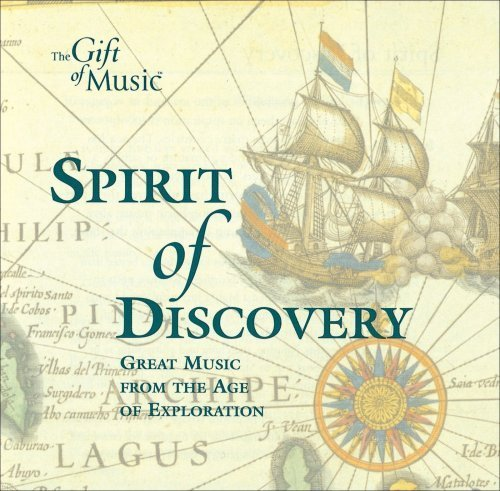 Price comparison product image Spirit of Discovery by Sir Henry Wood