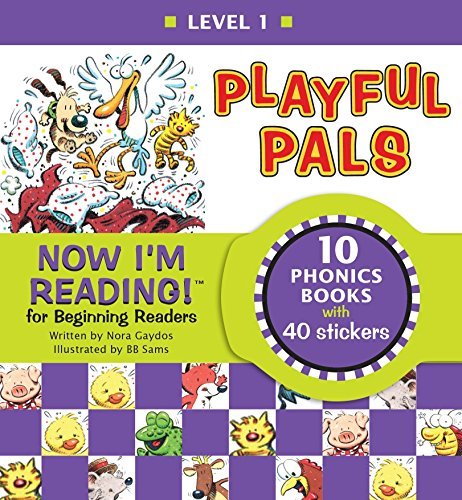 Now I'm Reading! Level 1