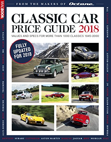 Classic Car Price Guide 2018