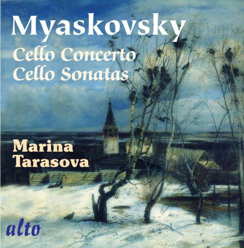 Myaskovsky: Cello Works