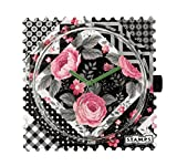 S.T.A.M.P.S. Stamps Uhr Zifferblatt Pattern Patch