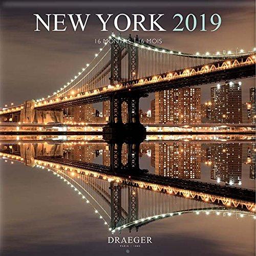 draeger 79003099/grande calendario da parete 29/x 29/cm danza 2019