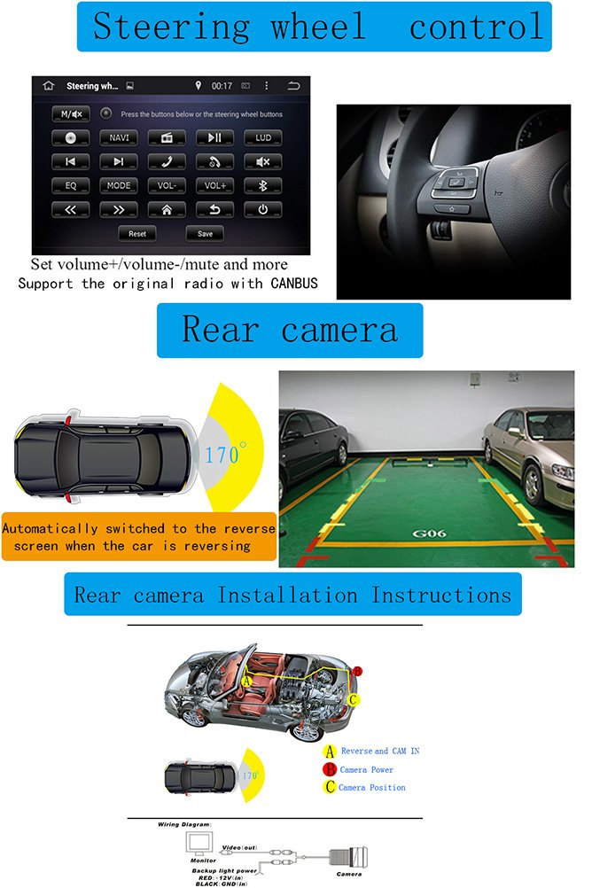 XISEDO-Android-80-Autoradio-In-Dash-9-Zoll-Car-Radio-fr-Mercedes-Benz-ML-W164-W300-ML350-ML450-ML500-GL-X164-GL320-GL350-GL450GL500