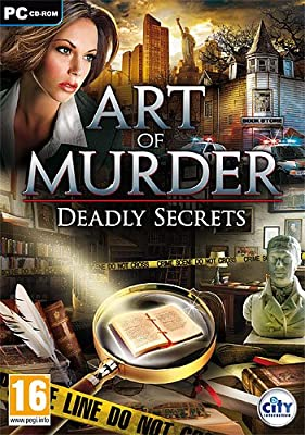 Art of Murder Deadly Secrets (PC CD) : everything 5 pounds (or less!)