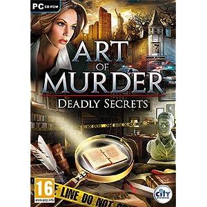 Art of Murder Deadly Secrets (PC CD)