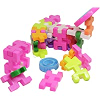 Building Blocks Toy for Kids Boys and Girls (50 pcs, Multicolor)