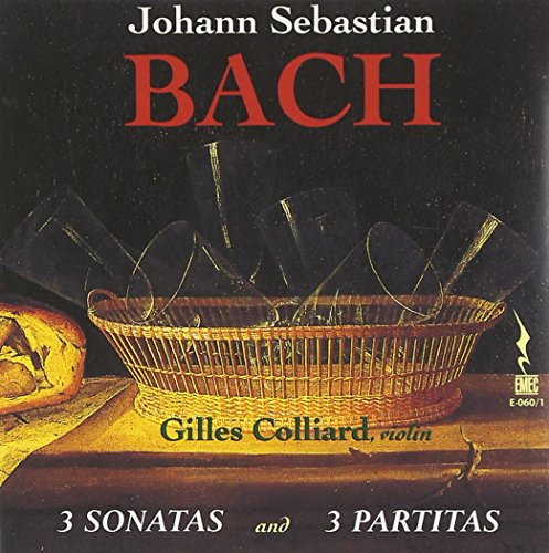 Preisvergleich Produktbild 3 Sonatas & 3 Partitas