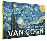 Postkartenbuch Vincent van Gogh - Kein Autor oder Urheber