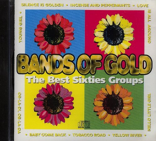 Bands of Gold - The Best Sixties Groups (Stereo-Neuaufnahmen mit den Original-Künstlern) (K-tel, UK, 1995)