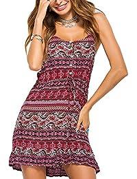 Suchergebnis auf Amazon.de für: Damen Sommerkleid mit ...
