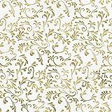 Baier & Schneider GmbH & Co. KG Transparentpapier Roma gold