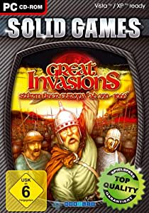 Solid Games - Great Invasions
