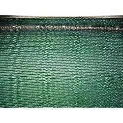AGROFLOR Brise-Vue pour Tennis, Balcon, Pare-Vent, Serre-câbles, différentes Tailles 1,5 x 50 m Vert foncé