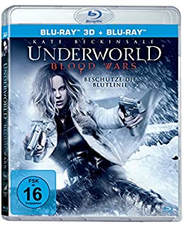 Underworld: Blood Wars (3D-Blu-ray)