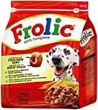 Frolic Hundefutter Rind, Karotten und Getreide