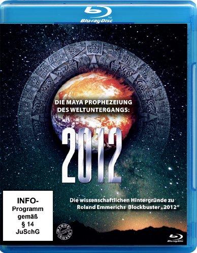 2012 - Der Untergang Der Menschheit [Blu-ray]