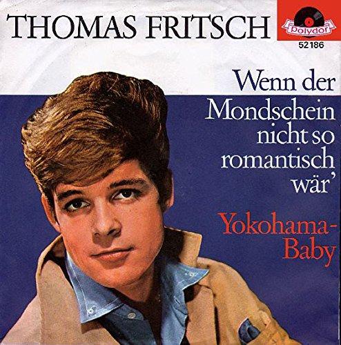 Wenn Der Mondschein Nicht So Romantisch Wär / Yokohama-Baby / 52 186