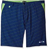 NFL Men's Dots Walking Shorts