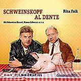 Schweinskopf al dente: Hörspiel mit Sebastian Bezzel, Simon Schwarz u.v.a. (1 CD)