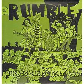 Rumble - Quebec Garage Beat 66-67 [Vinyl LP]