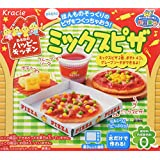 Mix Pizza Popin' Cookin' Kit DIY Candy By Kracie (1box)