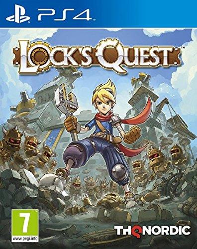 #Videojuego Lock'S Quest por sólo 8,99€ ¡¡55% de descuento!!