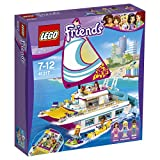 LEGO Friends 41317 - Sonnenschein-Katamaran