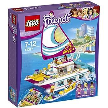 LEGO Friends 41095 - La Villetta di Emma: Amazon.it: Giochi e ...
