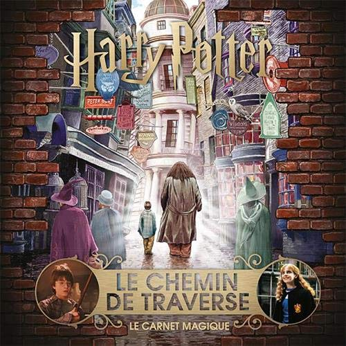 Harry Potter : Le Chemin de Traverse: Le carnet magique