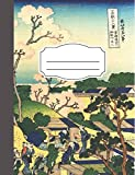 Japanese Composition Notebook for Language Study with Genkouyoushi Paper for Notetaking & Writing Practice of Kana & Kanji Characters: Memo Book with ... Learning Composition Book Plus, Band 1)