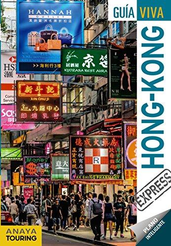 Hong-Kong (Guía Viva Express - Internacional) por Anaya Touring