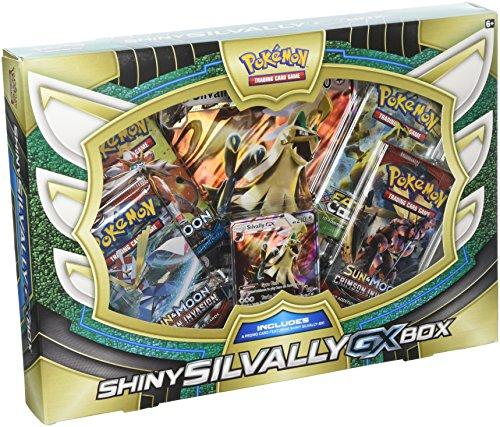 Pokémon tcg: scatola di raccolta premium lucida silvally gx